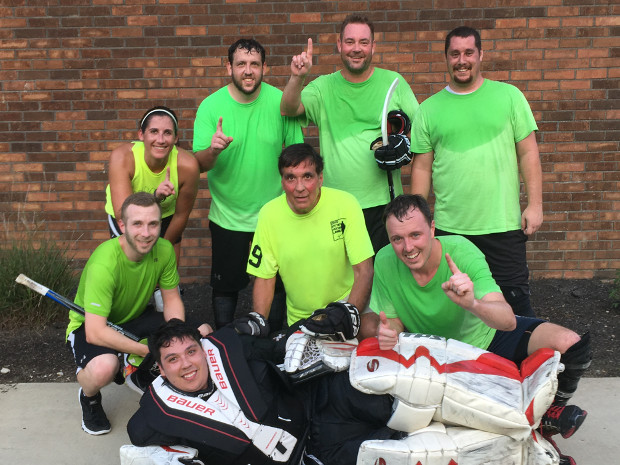Columbus Dek Hockey Association - Street Hockey Leagues in