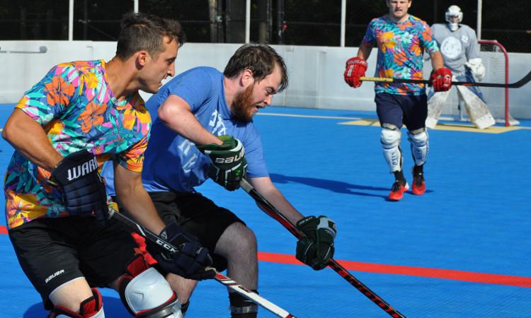 Columbus Dek Hockey Association - About Street Hockey in